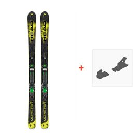 Ski Head Monster 98 2017 + Fixation de ski310826