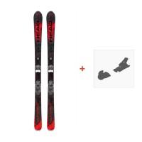 Ski Head Monster 88 2017 + Fixation de ski