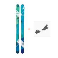 Ski Atomic Vantage Wmn 95 C 2017 + Fixation de ski