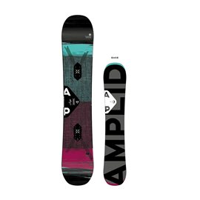 Snowboard Amplid The Paradigma 2017