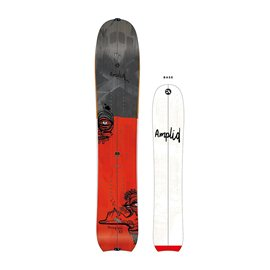 Snowboard Amplid The Morning Split 163 2017A-160110