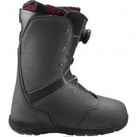 Boots Snowboard Flow Onyx Coiler Black 2017