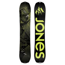 Jones JO Snowboard Explorer Split 2017