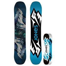 Jones JO Snowboard Mountain Twin 2017