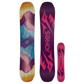 Jones JO Snowboard Twin Sister 2017
