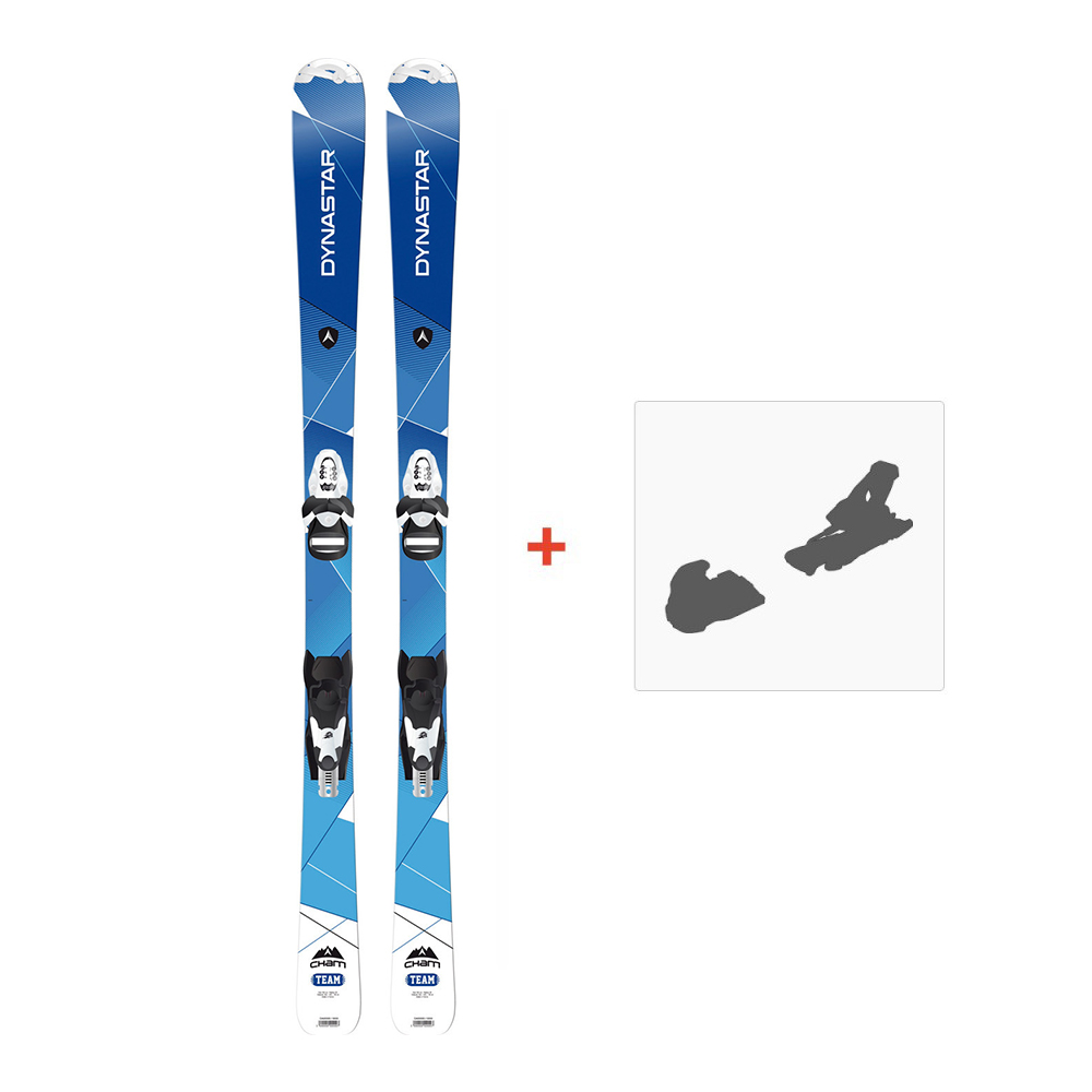 Ski Dynastar Team Cham (130-150) + Xpress Team B73 2015