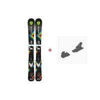 Ski Dynastar Slider Baby + Team 4 B76 White Black 2016