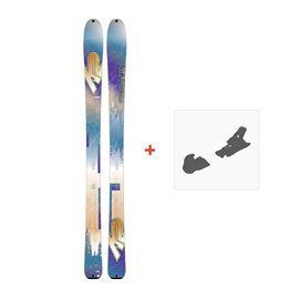 Ski K2 Talkback 88 Ecore 2017 + Ski Bindings