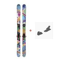 Ski Elan Bliss 2012 + Ski fixation
