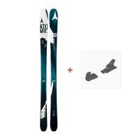 Ski Atomic Vantage 85 Cti 2017 + Fixation de ski
