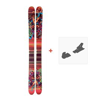 Ski Nordica La Nina 2014 + Fixation de ski