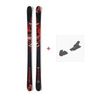 Ski Nordica The Ace 2014 +  Fixation de ski