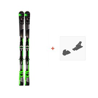 Ski Volkl Rtm 84 Uvo + Marker Wr 12.0  2017