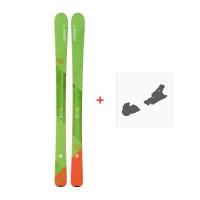 Ski Elan Ripstick 86 2018+ Fixation de ski