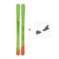 Ski Elan Ripstick 86 2017+ Fixation de ski