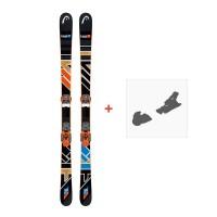 Ski Head The Caddy 2017 + Ski bindings