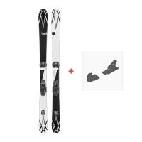 Ski Head Venturi 95 2017 + Fixation de ski