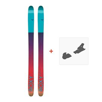Ski Roxy Shima 90 2017 + Ski bindings