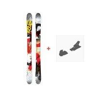 Ski Faction Idiom Junior 2017 + Fixation de ski