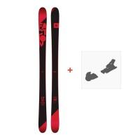 Ski Faction Candide 1.0 2017 + Fixation de ski
