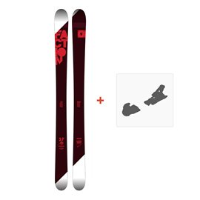 Ski Faction Candide 3.0 2017 + Fixation de ski