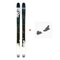 Ski Faction Prodigy 2017 +  Fixation de ski