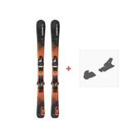 Ski Elan Rc Orange Shift + El 4,5 Ac Shift 2017