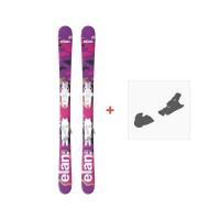 Ski Elan Twist Pro Shift + El 4,5 2017