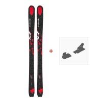 Ski Kästle FX 85 2017+ Fixation de ski