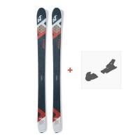 Ski Nordica Nrgy 100 2017 +  Fixation de ski