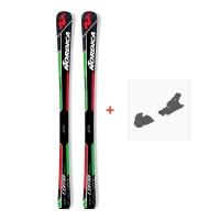 Ski Nordica Dobermann Combi Pro S 2017 + Fixation de ski