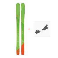 Ski Elan Ripstick 96 2018+ Fixation de ski