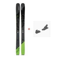 Ski Elan Ripstick 116 2018+ Fixation de ski