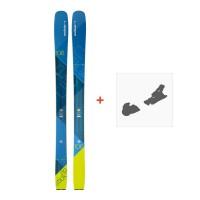 Ski Elan Ripstick 106 2018+ Fixation de ski