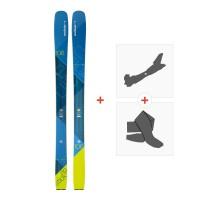 Ski Elan Ripstick 106 2018 + Fixations randonnée + PeauAD0BLB