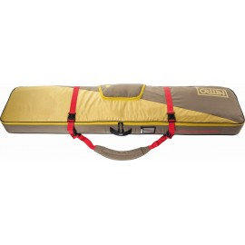 Nitro Tracker Wheelie Brd Bag - 159c Golden Mud 2017