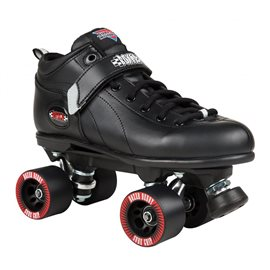 Suregrip Quad Skates Boxer Derby Package Black 2017SUR-SKA-0300