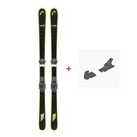 Ski Head Framewall 2017 + Ski bindings
