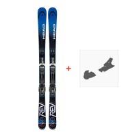 Ski Head Rev 85 Pro 2015 + Fixation de ski