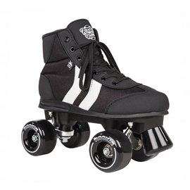 Rookie Rollerskates Retro V2.1 Black/White 2017