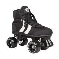 Rookie Rollerskates Retro V2.1 Black/White 2017RKE-SKA-038
