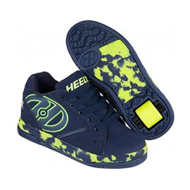 Heelys Chaussures Propel 2.0 Navy/Lime/Confetti 2017