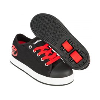 Heelys Chaussures X2 Fresh Black/Red 2017
