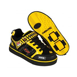Heelys Chaussures X2 Bolt Black/Yellow/Caution 2017
