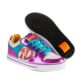 Heelys Chaussures Motion Plus White/Fuschia/Multi 2017