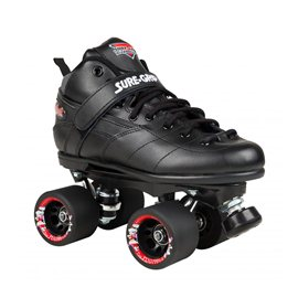 Suregrip Quad Skates Rebel Derby Package Black 2017SUR-SKA-022