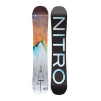 Snowboard Nitro Pro One Off Sven Thorgren 2017