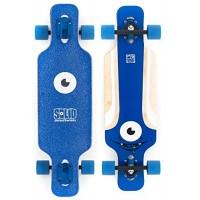 Solid Eye Kid Longboard Blue1201000302