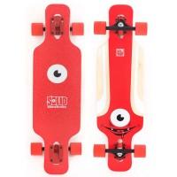 Solid Eye Kid Longboard Red1201000303
