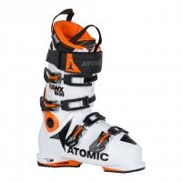 Atomic Hawx Ultra 130 White Black Orange 2017